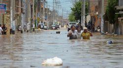 Mientras Perú se inundaba la viceministra tomaba el