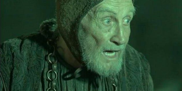 Muere el actor de 'Juego de Tronos' Roy Dotrice a los 94