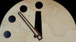 El Reloj del Fin del Mundo se acerca al apocalipsis a causa de