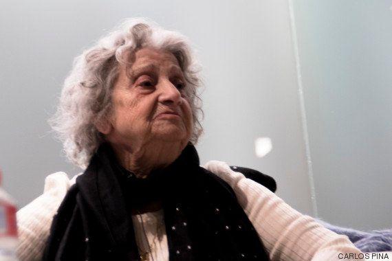Anette Cabelli, superviviente del Holocausto: