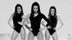 Pilar Rubio se convierte en Beyoncé y baila 'Single