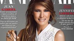 La perla machista de Trump sobre Melania recordada en el último 'Vanity Fair