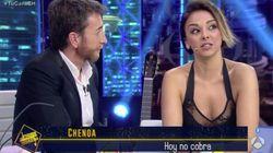 Chenoa, sobre la cobra:
