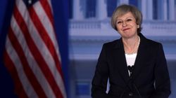 El 'recadito' de Theresa May a Trump sobre su 'amigo'