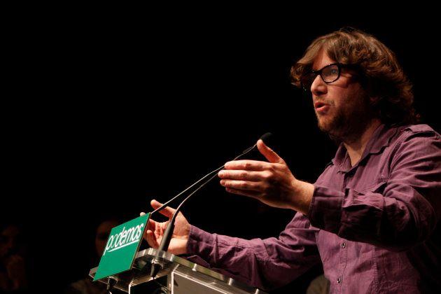Miguel Urbán, un anticapitalista en la burbuja de
