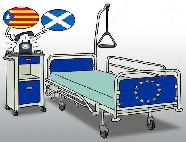 Europa convaleciente... y agravamiento del