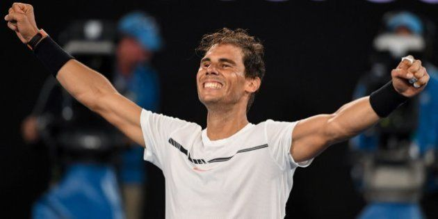 Nadal jugará la final del Open de Australia frente a Federer tras ganar a