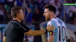 La FIFA sanciona a Messi con cuatro partidos por lo que le dijo al