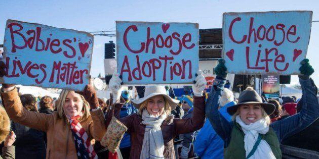 Mike Pence encabeza la marcha anual contra el aborto en