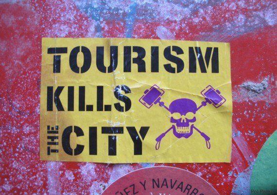 Tourists, go home. El rechazo a los visitantes crece en