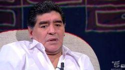 Maradona sobre su adicción a la cocaína: