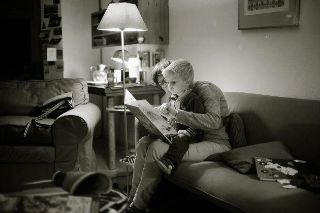 Regálale a tu hijo un mejor futuro leyéndole durante 15 minutos al