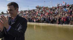Pedro Sánchez anuncia su candidatura a las primarias del