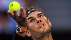 Federer derriba la muralla de Nadal y gana su quinto Abierto de
