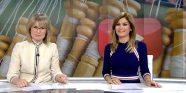 María Rey se marca su primer Matías Prats con un chiste en