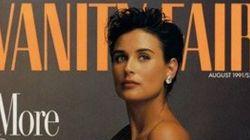 Natalie Portman recrea esta foto de Demi Moore en 'Vanity