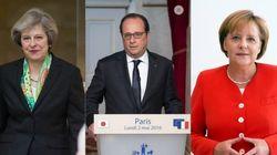 Así no, Donald: los líderes mundiales rechazan el veto a los