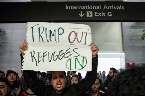 Donald Trump o cómo poner todo un país patas arriba en sólo 48