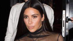 El aplaudido tuit de Kim Kardashian contra