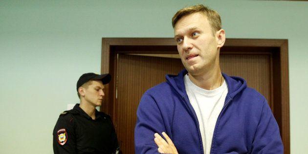 Imagen de archivo del opositor ruso Alexei