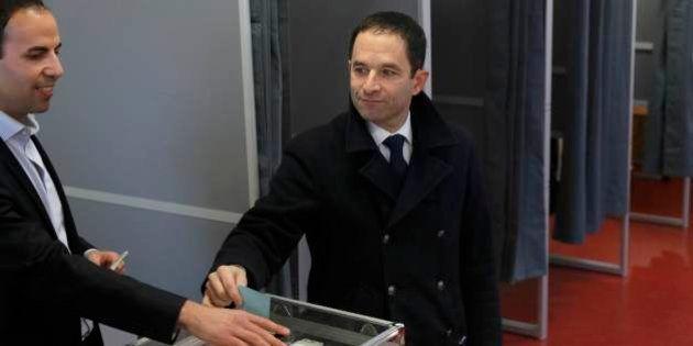 Hamon gana las primarias socialistas francesas según los resultados