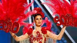 España de Ñ y Suecia de Pippi Calzaslargas: los trajes regionales de Miss Universo