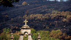 Quién quema Galicia y para