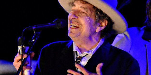Bob Dylan recogerá el Nobel de Literatura este fin de