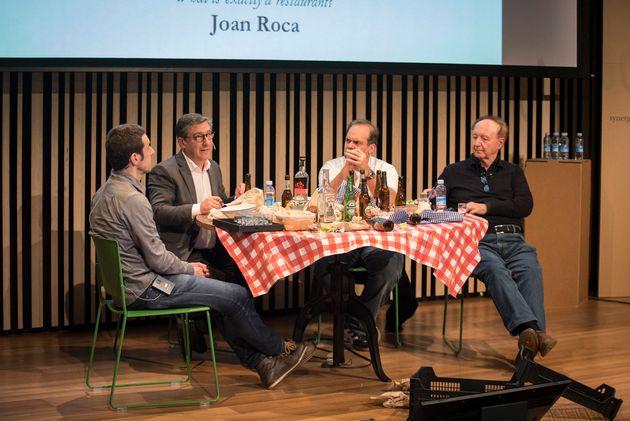 Cuando no hace falta hablar de gastronomía para reflexionar sobre ella: Diálogos de cocina