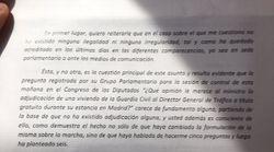 El gesto del ministro Zoido que Pablo Iglesias agradeció: