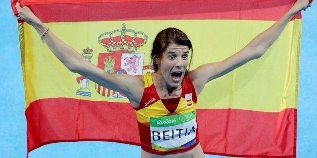 Ruth Beitia deja el atletismo tras seis meses 'complicados' de