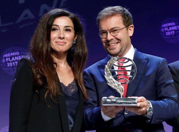 El primer cara a cara de los ganadores del Premio Planeta
