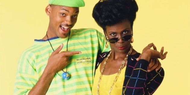 Will Smith junto Janet