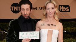 Simon Helberg, de 'The Big Bang Theory', a favor de los refugiados en los