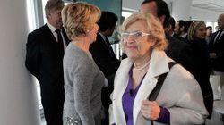 Carmena equipara a Trump con