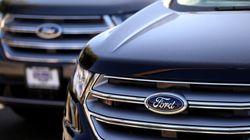 Ford llama a revisión unos 440.000 vehículos por problemas en