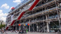Los 13 datos que debes saber sobre el Centro Pompidou de