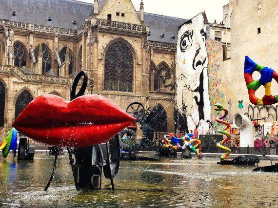 El Centro Pompidou cumple 40 años: 13 curiosidades sobre el museo