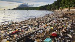 El 87% de la basura recogida en las playas españolas es