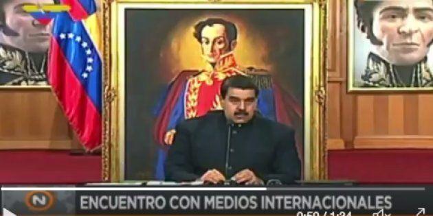 La advertencia de Nicolás Maduro a Jordi Évole: