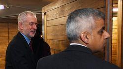 Jeremy Corbyn y el