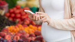 Si estás embarazada, estas seis aplicaciones te pueden