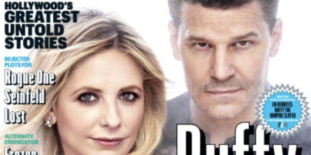 El reparto de 'Buffy Cazavampiros' se reúne 20 años después del