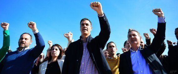Sánchez organiza actos esta semana en federaciones 'pro