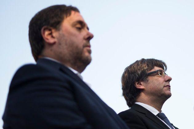 Esperando a Puigdemont y al