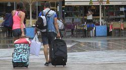 España recibió el récord de 75,6 millones de turistas en 2016, un 10,3 %