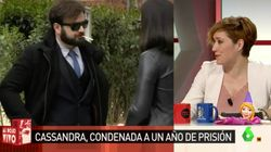 La 'pillada' en directo de Ferreras a Cristina