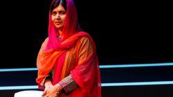 Malala, acosada en Internet por llevar vaqueros y