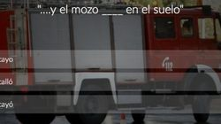 Prueba: el 60% de aspirantes a bombero suspendieron este