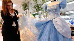 ¿Cómo se crean los vestidos de las princesas